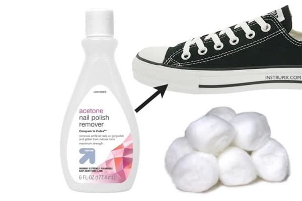 How To Get Rid Of Gum On Shoes Without Destroying Your Lovely Pair 5