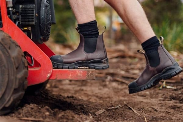 Benefits Of The Good Slip-On Work Boot
