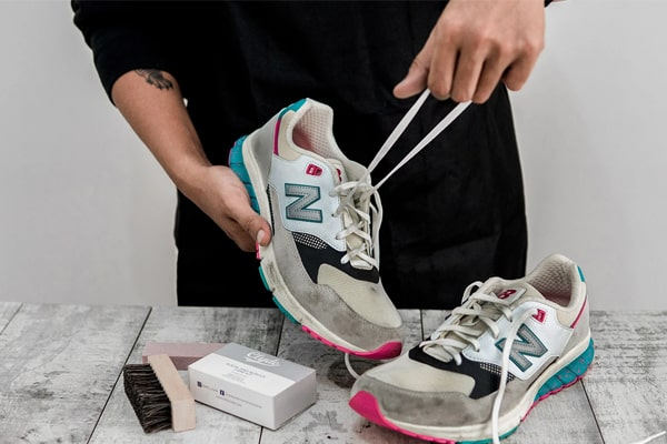 How to Clean Suede New Balance Shoes Step By Step?