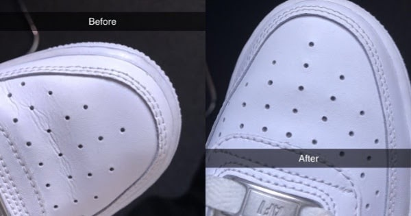 The 100% Effective Methods on How to Uncrease Shoes 1