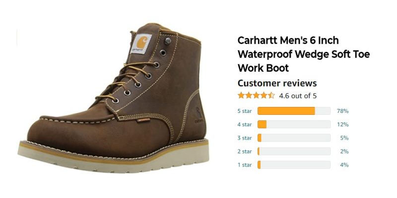 The Best 6-inch Work Boots in 2021: Reviews & Complete Guide With Top Picks 4
