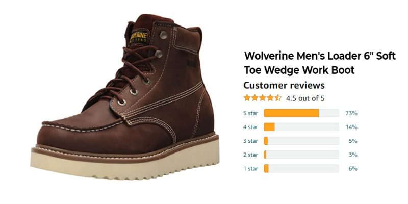 The Best 6-inch Work Boots in 2021: Reviews & Complete Guide With Top Picks 5
