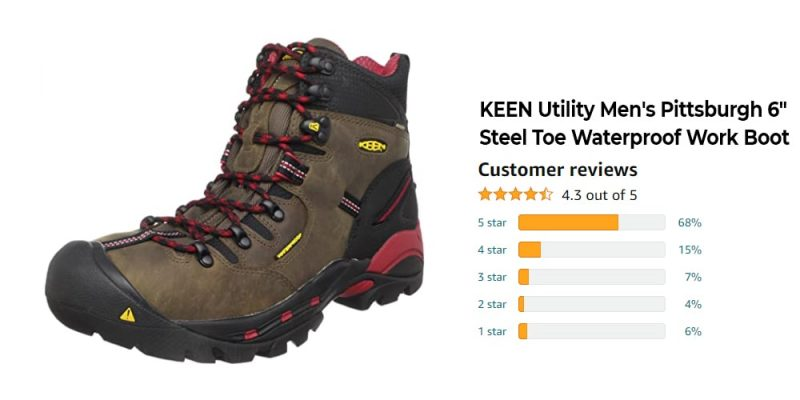 The Best 6-inch Work Boots in 2021: Reviews & Complete Guide With Top Picks 8