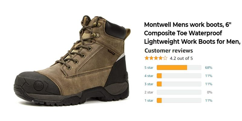 The Best 6-inch Work Boots in 2021: Reviews & Complete Guide With Top Picks 9