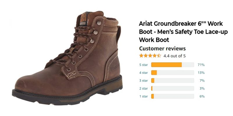 The Best 6-inch Work Boots in 2021: Reviews & Complete Guide With Top Picks 10
